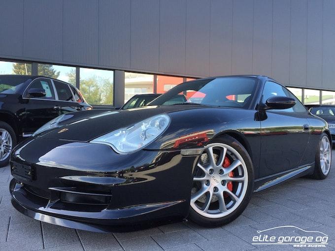 Porsche 911 GT3 22'500 km CHF84'800 - acheter sur carforyou.ch - 1