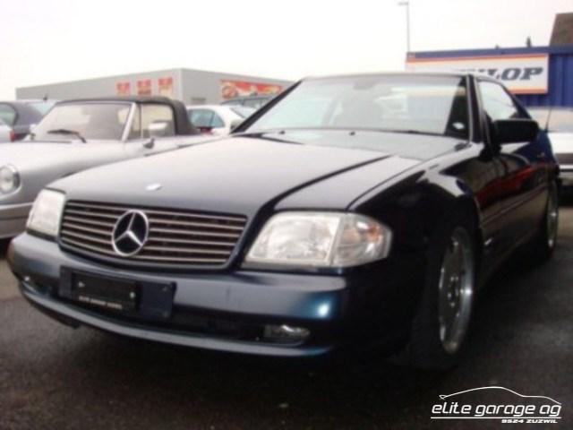 cabriolet Mercedes-Benz SL 320