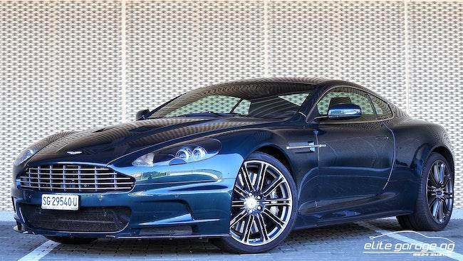 saloon Aston Martin DBS Coupé