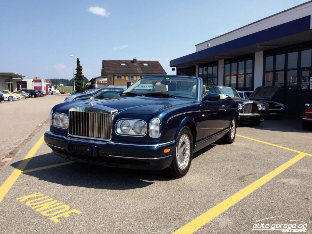 cabriolet Rolls Royce Corniche Cabriolet Corniche
