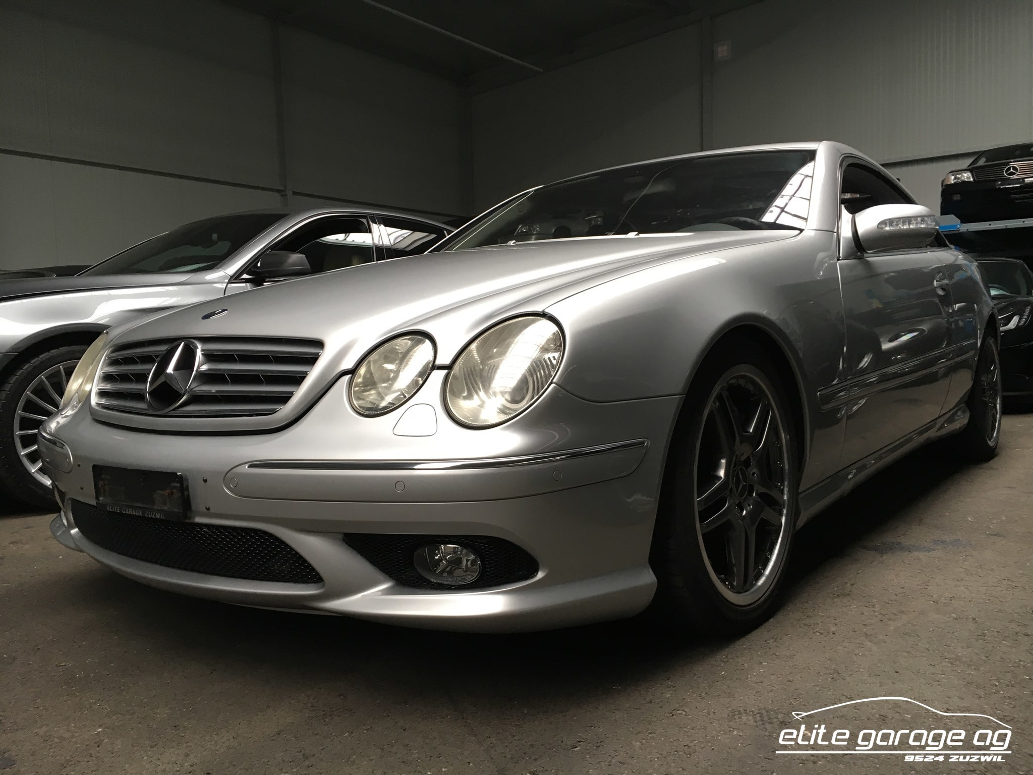 coupe Mercedes-Benz CL 65 AMG