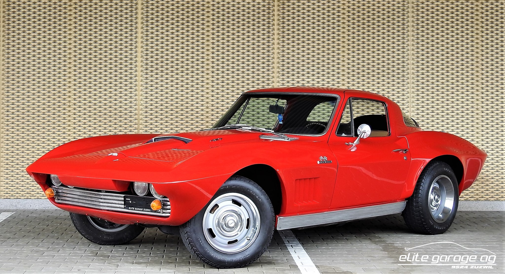 coupe Chevrolet Corvette C2