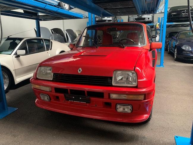 Renault R5 Turbo 1 70'000 km CHF109'800 - acquistare su carforyou.ch - 1