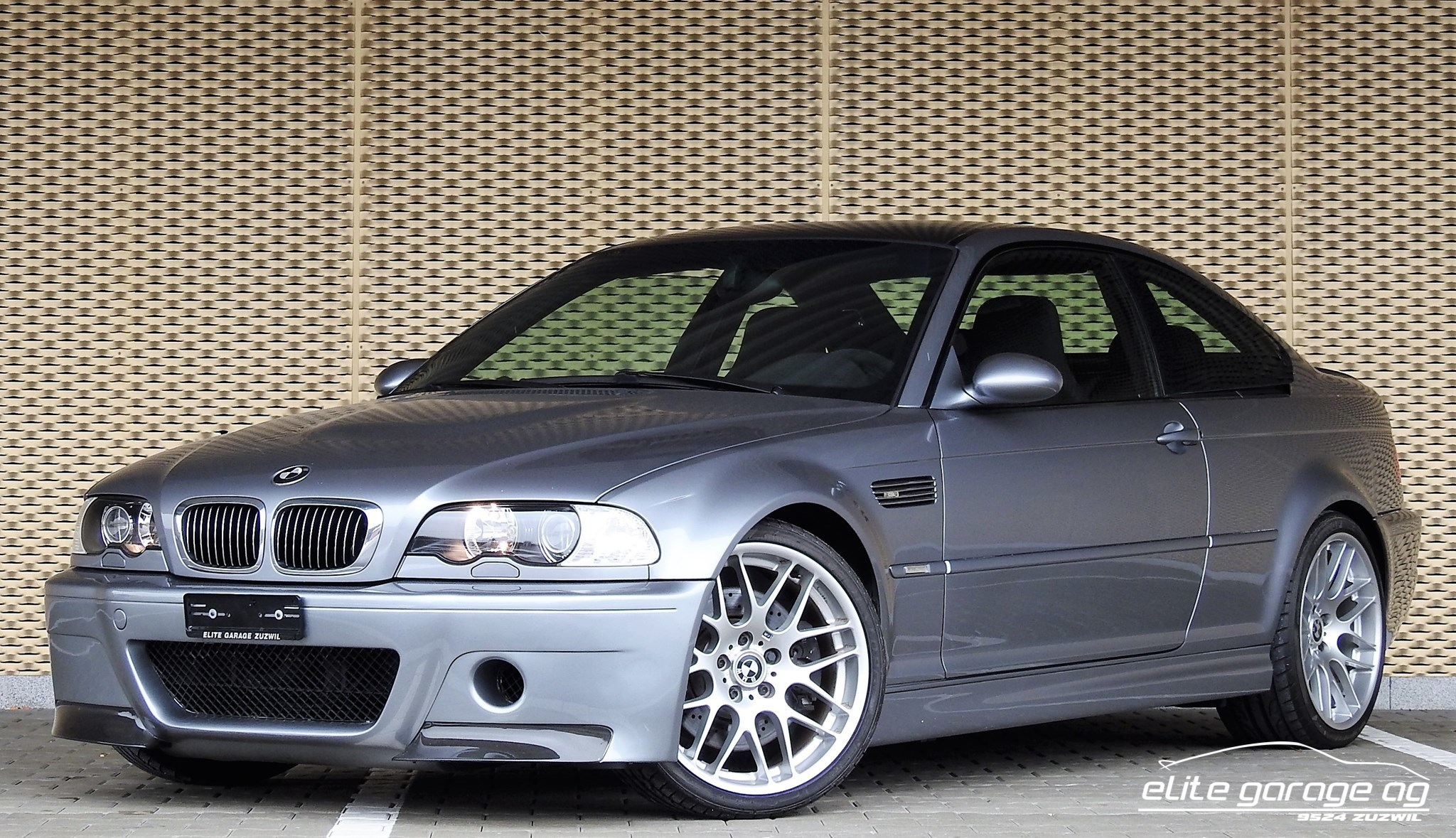 coupe BMW 3er M3 CSL