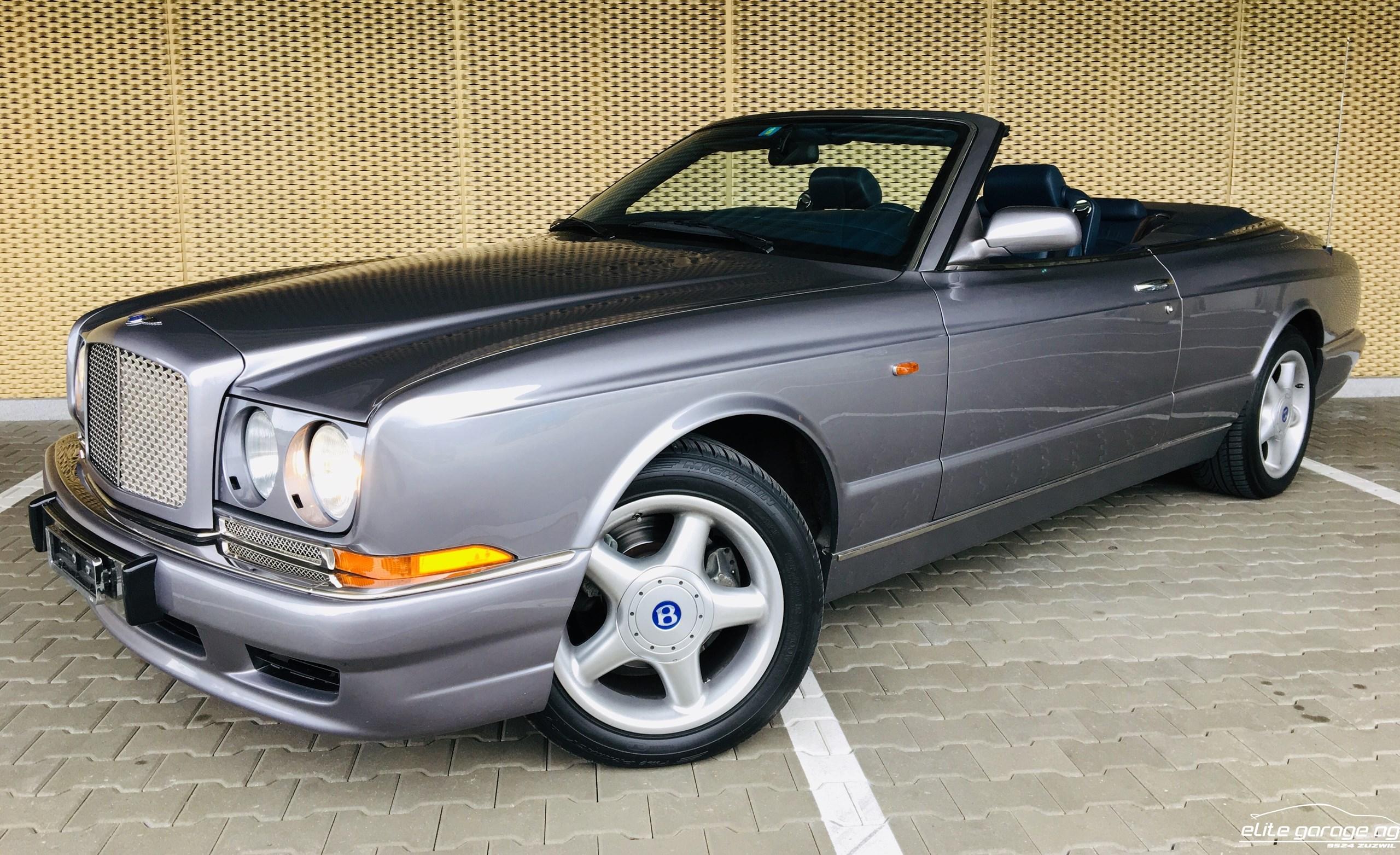 cabriolet Bentley Continental - Azure Azure