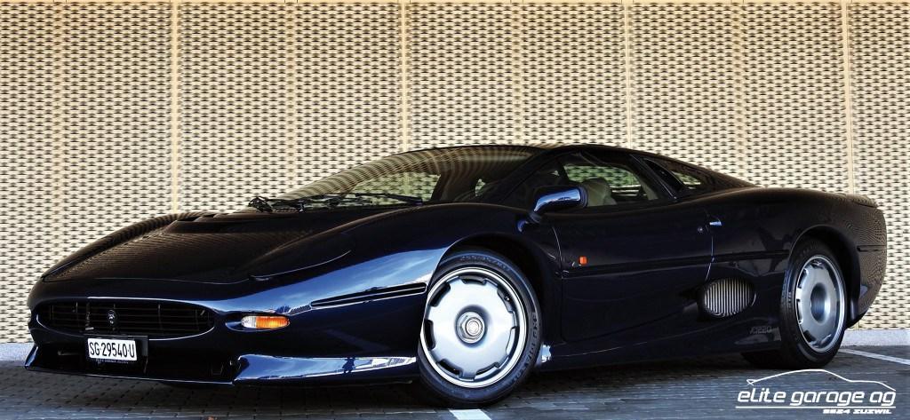 coupe Jaguar XJ 220 176