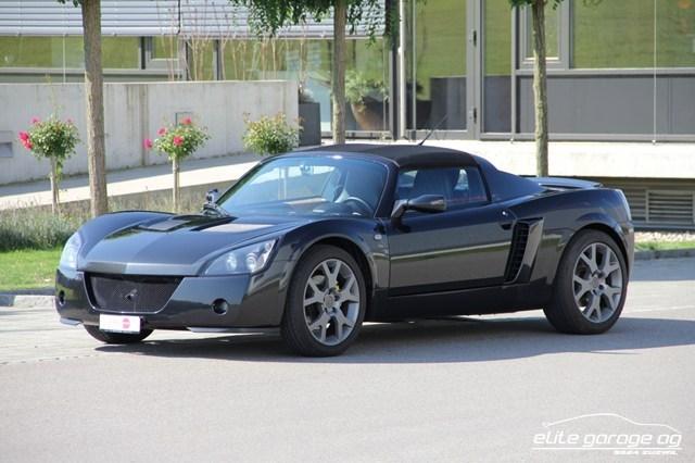 cabriolet Opel Speedster 2.0 16V Turbo