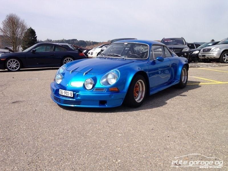 coupe Alpine A110 1600 S