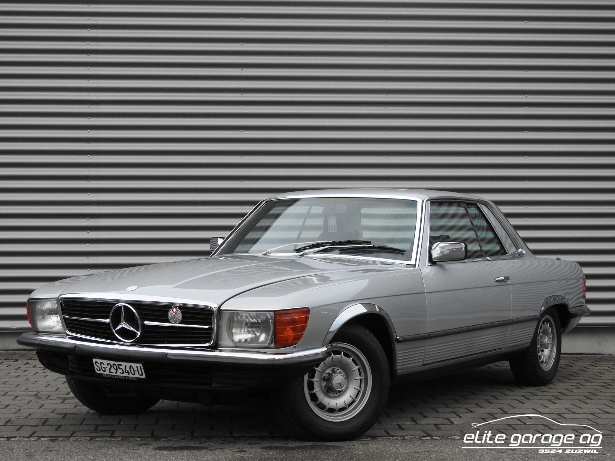 coupe Mercedes-Benz SLC 280 SLC