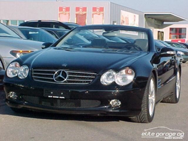 cabriolet Mercedes-Benz SL 500 SL55 KOMPRESSOR