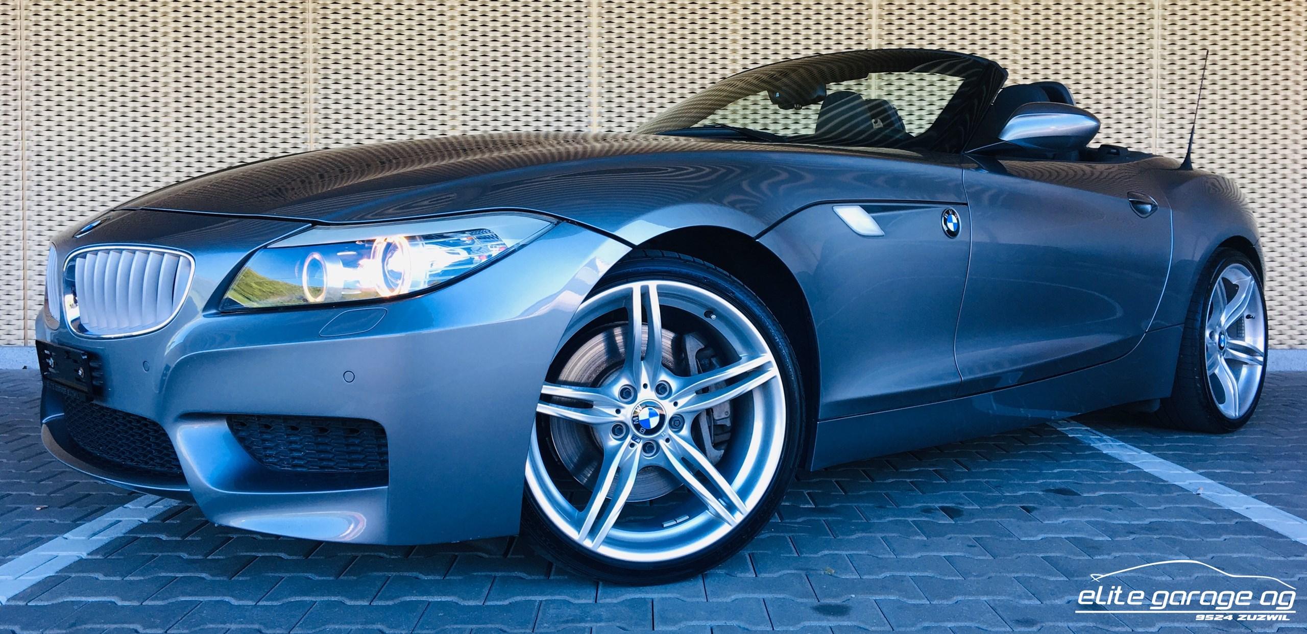 cabriolet BMW Z4 sDrive35i DKG