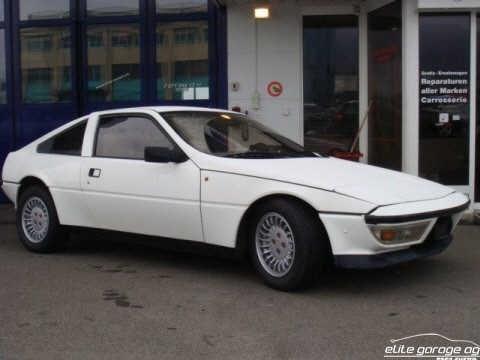 sportscar Talbot Matra Murena 2.2