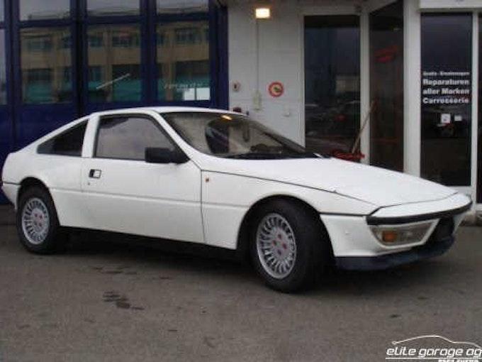 Talbot Matra Murena 2.2 182'200 km CHF11'800 - acquistare su carforyou.ch - 1