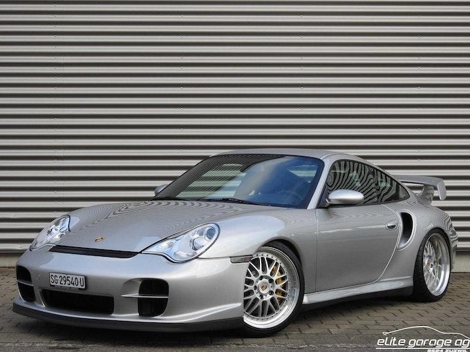 Porsche 911 GT2 61'300 km CHF114'800 - buy on carforyou.ch - 1