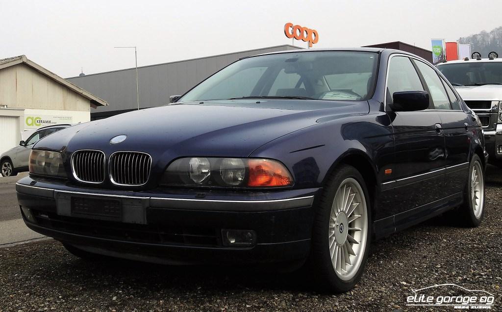 saloon BMW 5er 535i