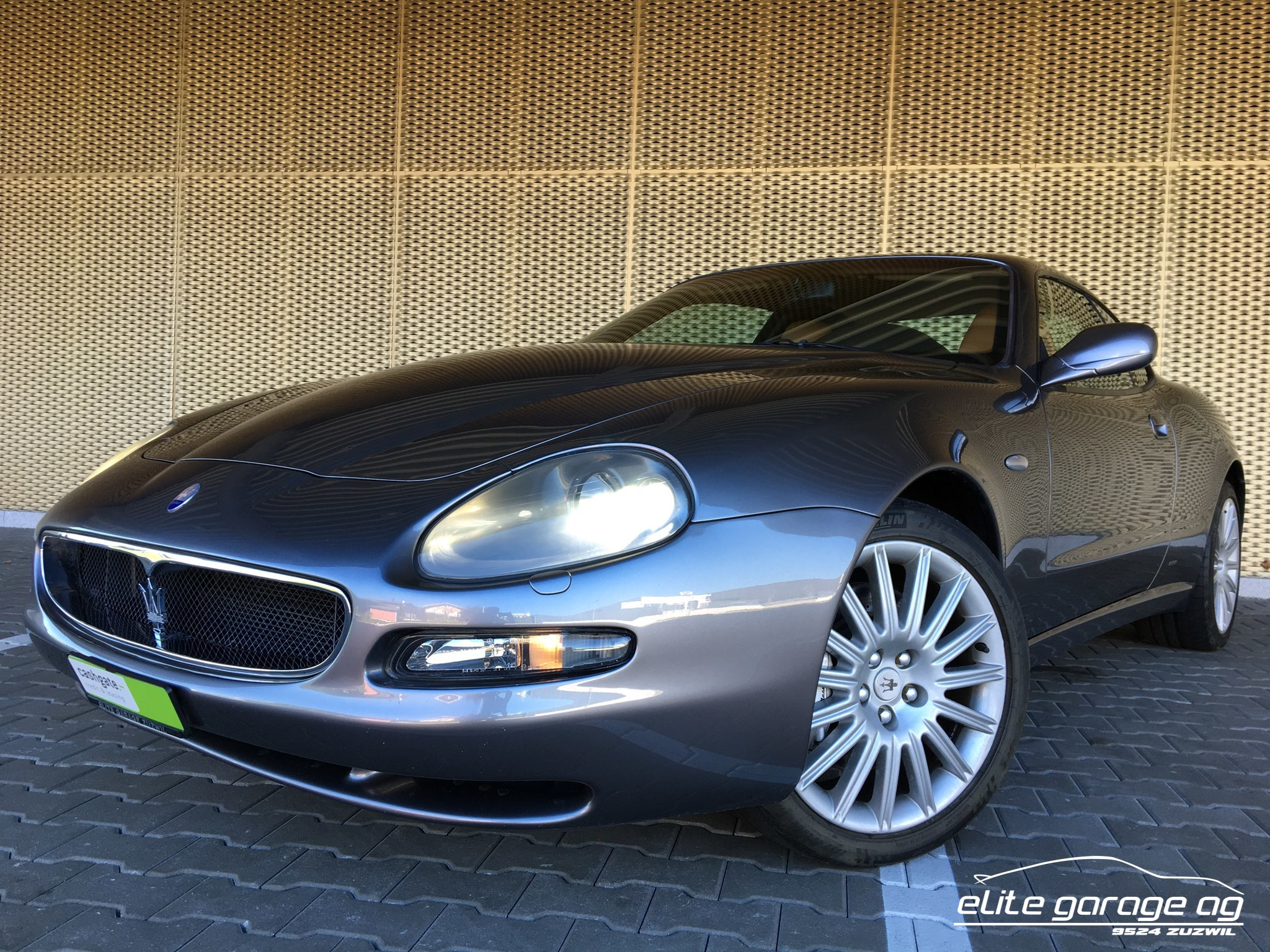 coupe Maserati GT COUPÉ GT Coupé GT