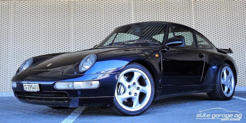 Porsche 911 Carrera 4 134'100 km CHF69'800 - kaufen auf carforyou.ch - 1