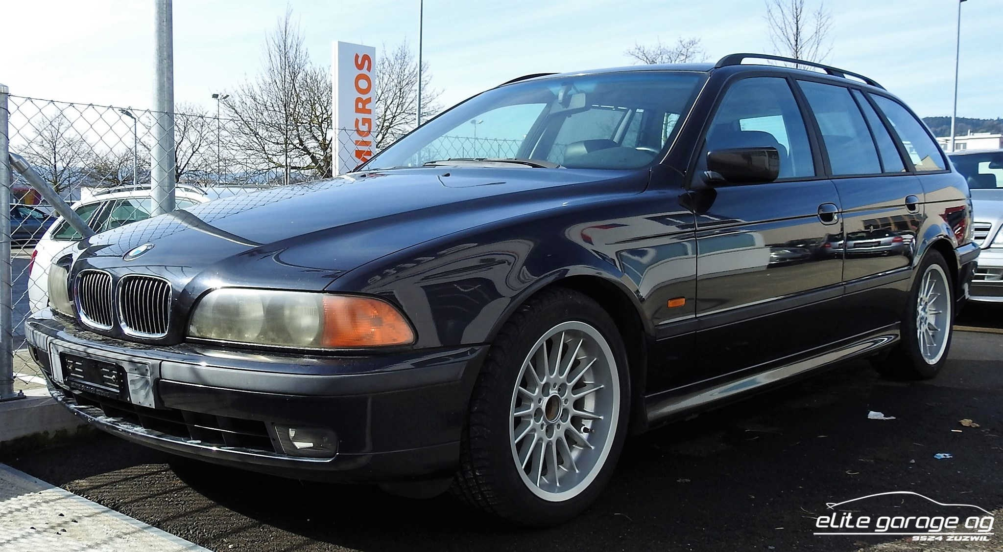 estate BMW 5er 540i Touring