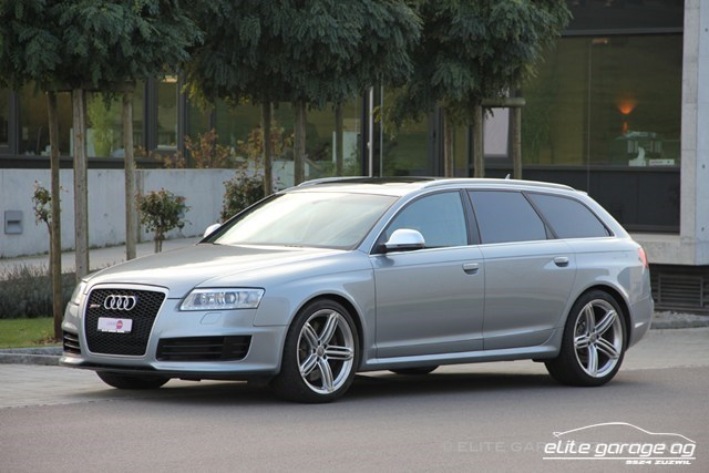 estate Audi RS6 Avant 5.0 V10 quattro