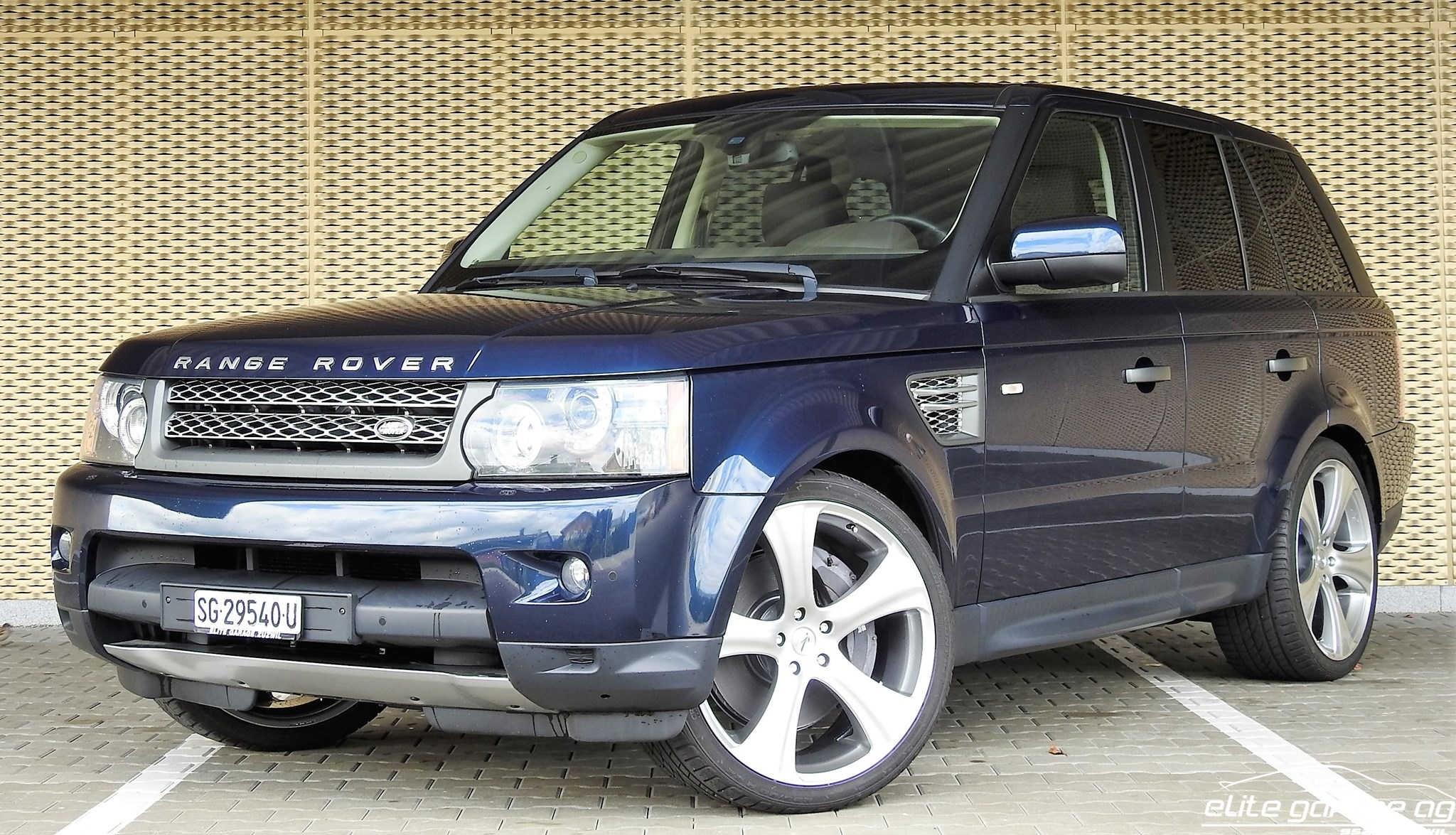 suv Land Rover Range Rover Sport 5.0 V8 SC