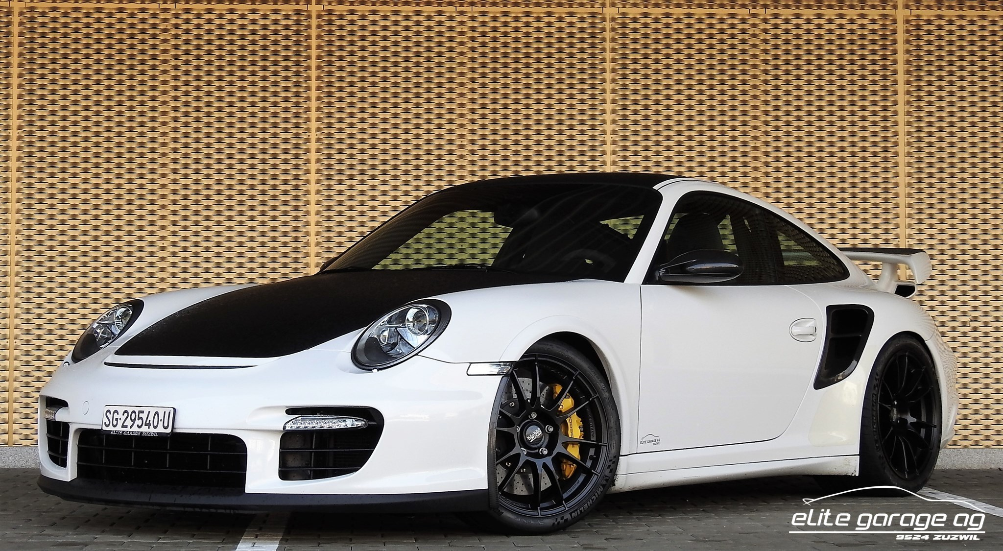 coupe Porsche 911 GT2 ´´RS- SPORTEC SP750´´