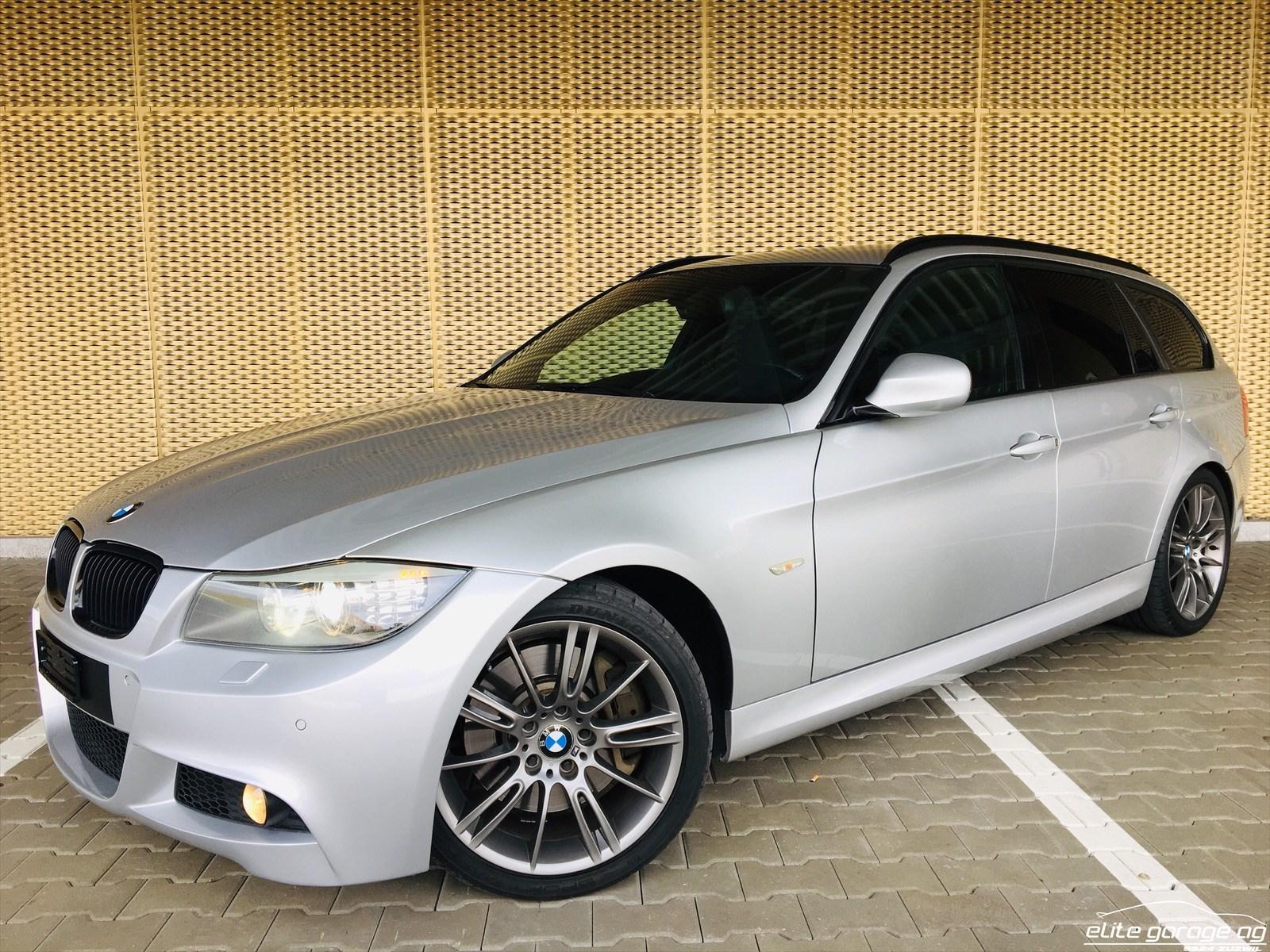 estate BMW 3er 335d Touring Steptronic Sport Edition