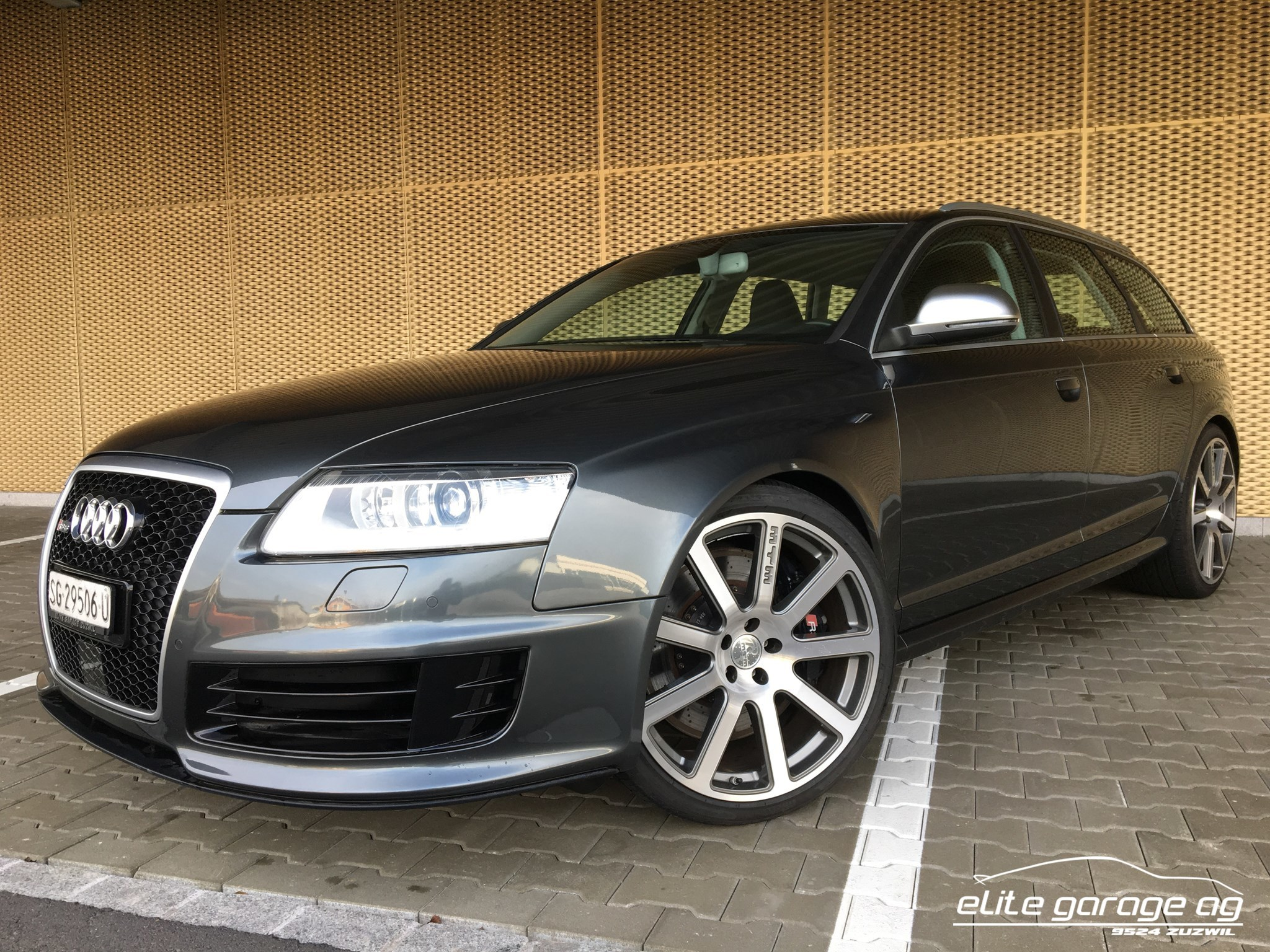 estate Audi S6 / RS6 RS6 Avant 5.0 TFSI V10 quattro tiptronic