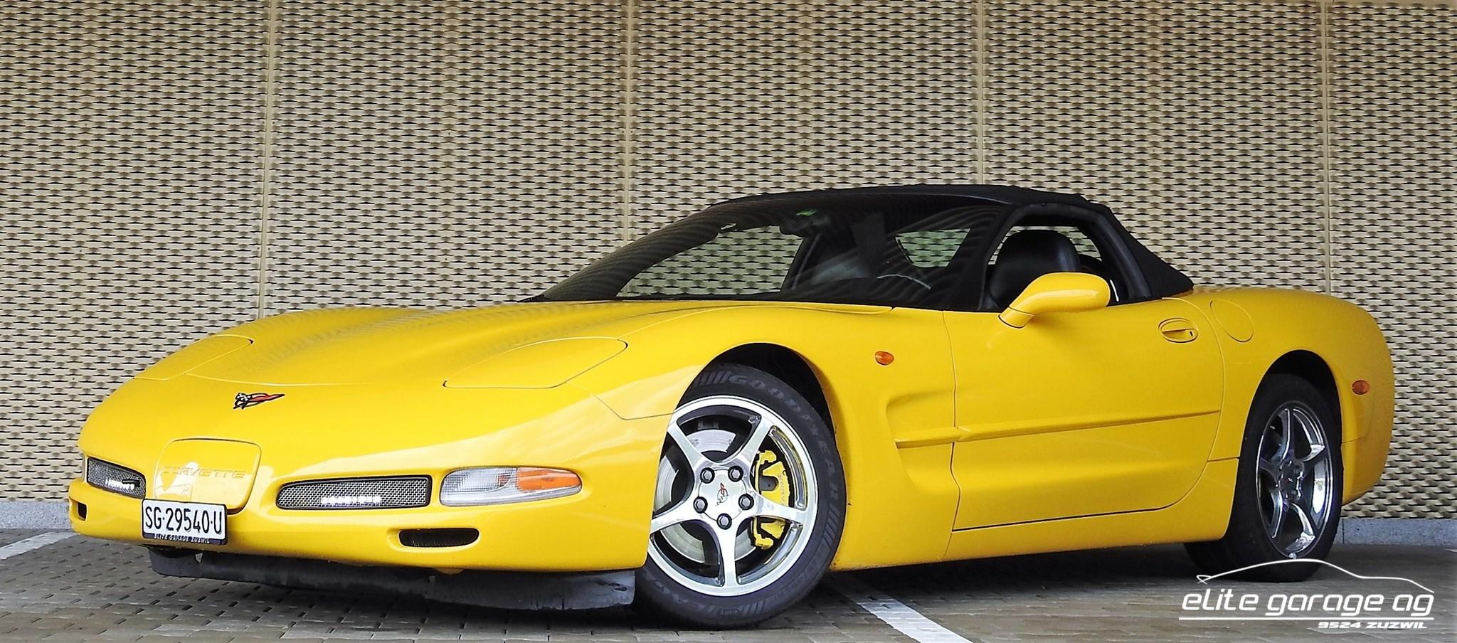 cabriolet Chevrolet Corvette 5.7 LS1 Convertible A