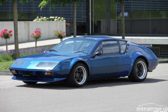 coupe Alpine A310 V6