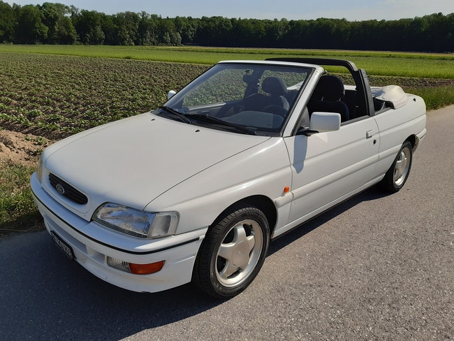 cabriolet Ford Escort Cabriolet 1.8i 16V XR3i