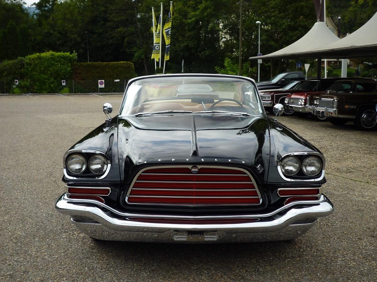 coupe Chrysler 300 E 2 Door Hardtop