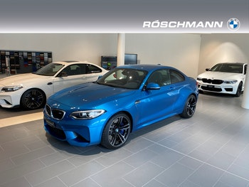 coupe BMW 2er M2 Drivelogic