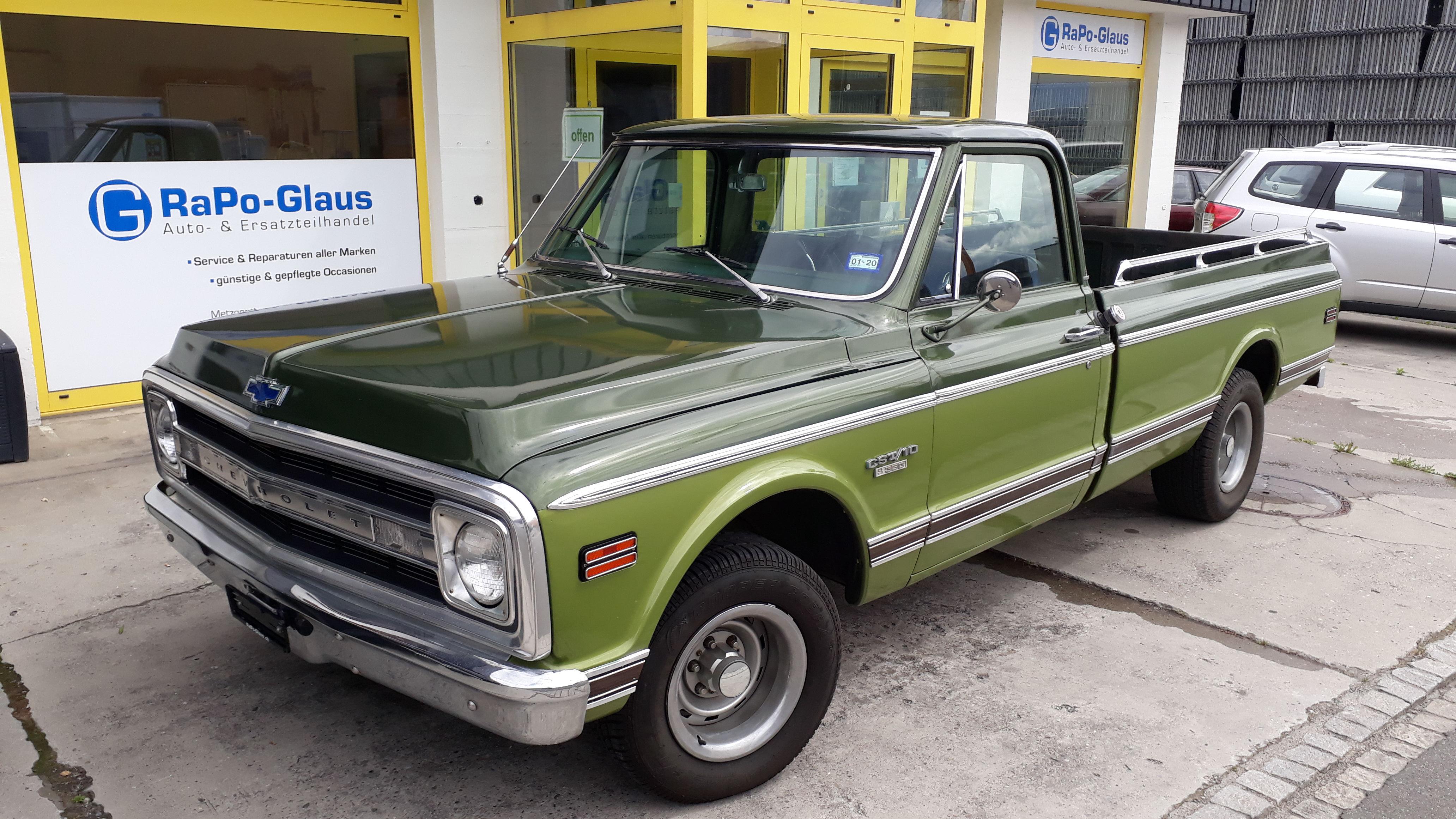 pickup Chevrolet C/K C10 / CST10