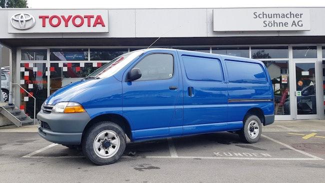 van Toyota Hiace HI-ACE Hiace 2.4TD Van LWB 4x4