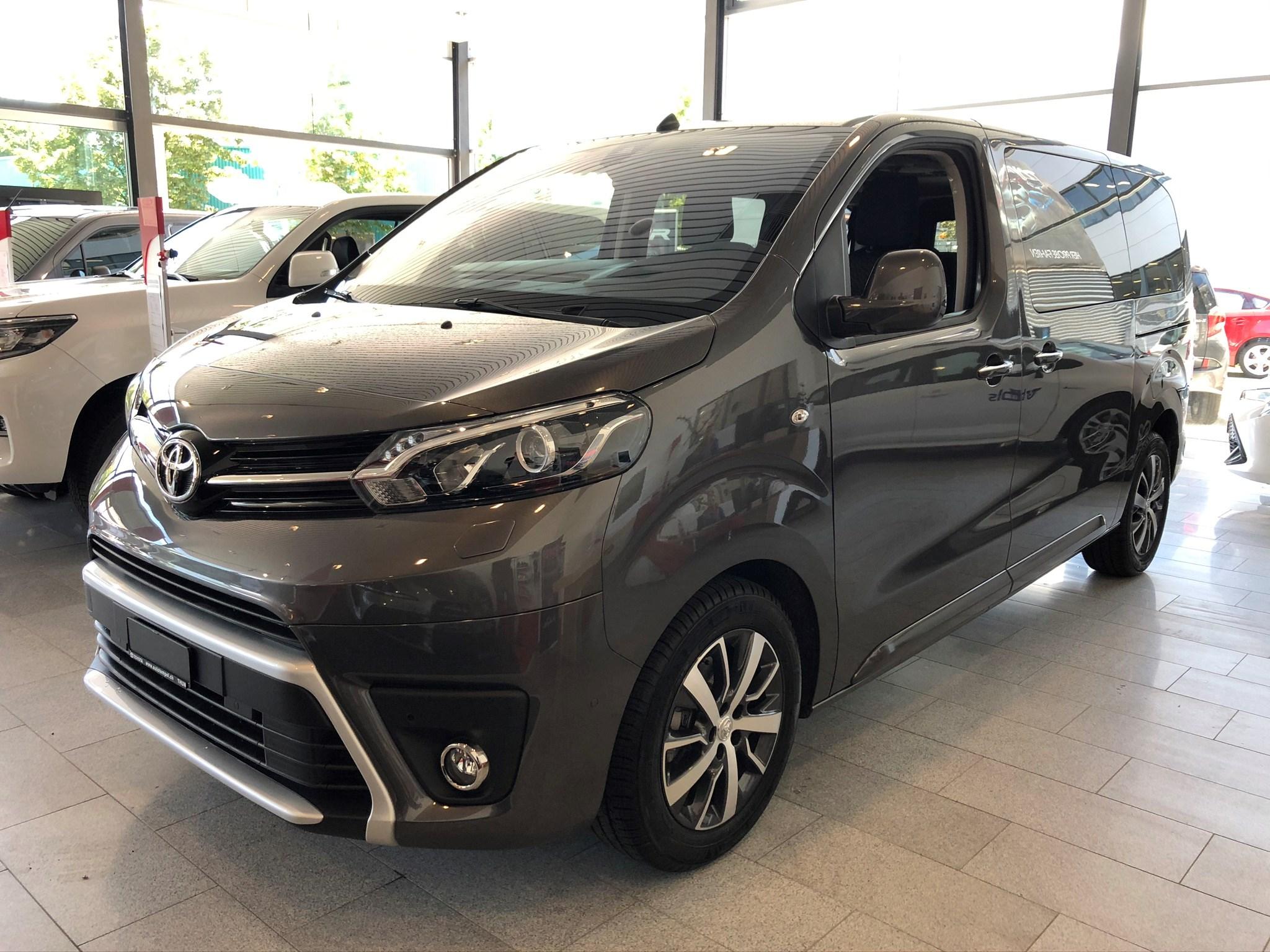 bus Toyota Proace Verso 2.0 D-4D 4x4 Trend Medium