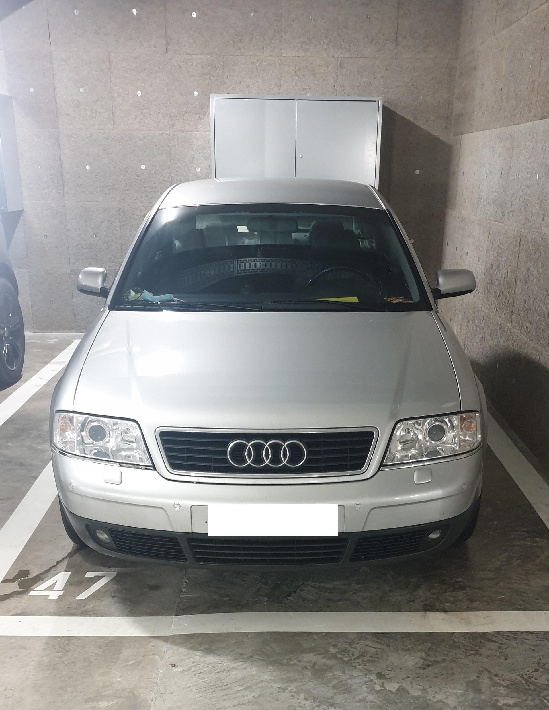 citycar Audi A6 2.8 Advance (Limousine)