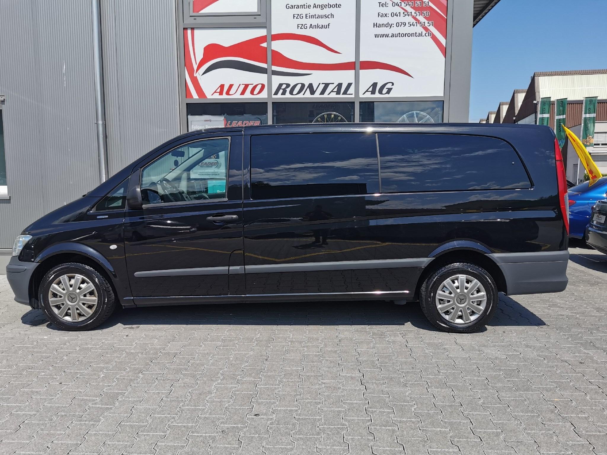 bus Mercedes-Benz Vito 116 CDI Blue Efficiency EL A
