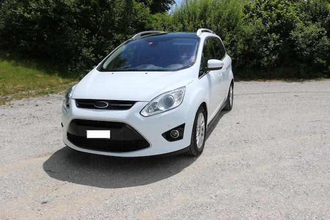 van Ford C-Max Grand C-Max 2.0 TDCi 163 Titanium