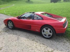 Ferrari 348 ts 65'818 km 74'900 CHF - acheter sur carforyou.ch - 2