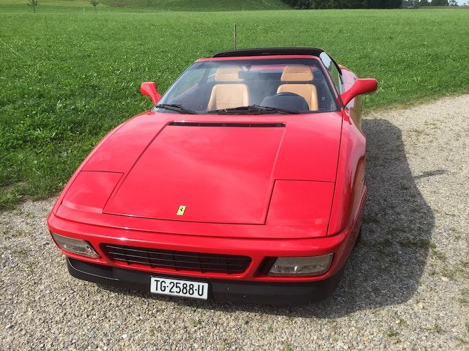 Ferrari 348 ts 65'818 km 74'900 CHF - acheter sur carforyou.ch - 1