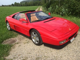 Ferrari 348 ts 65'818 km 74'900 CHF - acheter sur carforyou.ch - 3