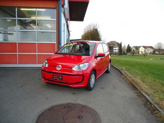 saloon VW Up 1.0 MPI 75 Move ASG