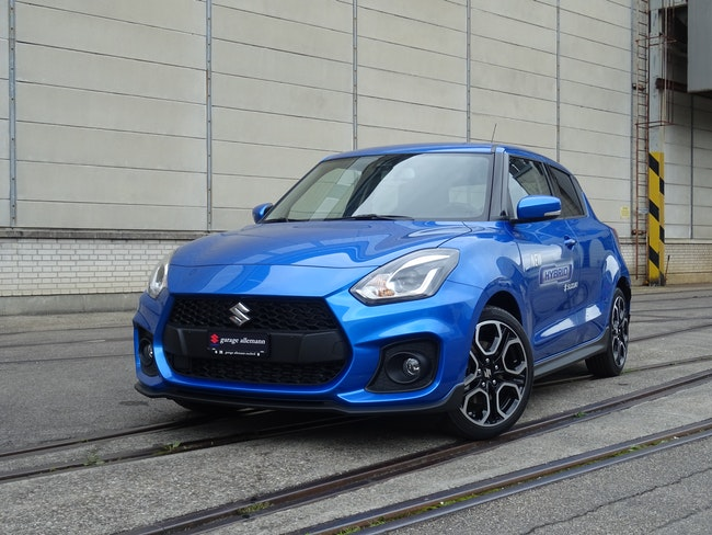 saloon Suzuki Swift 1.4 T Sport Compact Top Hybrid