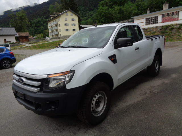 suv Ford Ranger Extra-Kab. Pick-up 2.2 TDCi 4x4 XLT