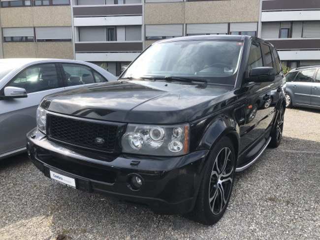 suv Land Rover Range Rover Sport RR Sport 3.6 Td8 HSE