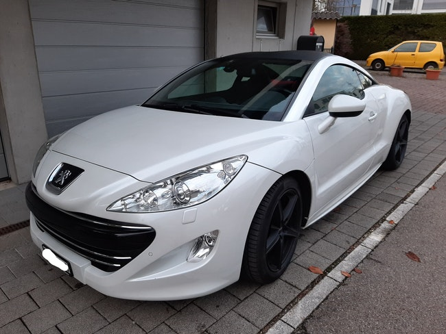 coupe Peugeot RCZ 1.6 200 Turbo