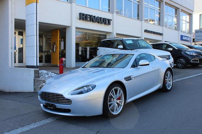 sportscar Aston Martin V8/V12 Vantage V8 Vantage 4.7 Handschaltung!!! 426PS
