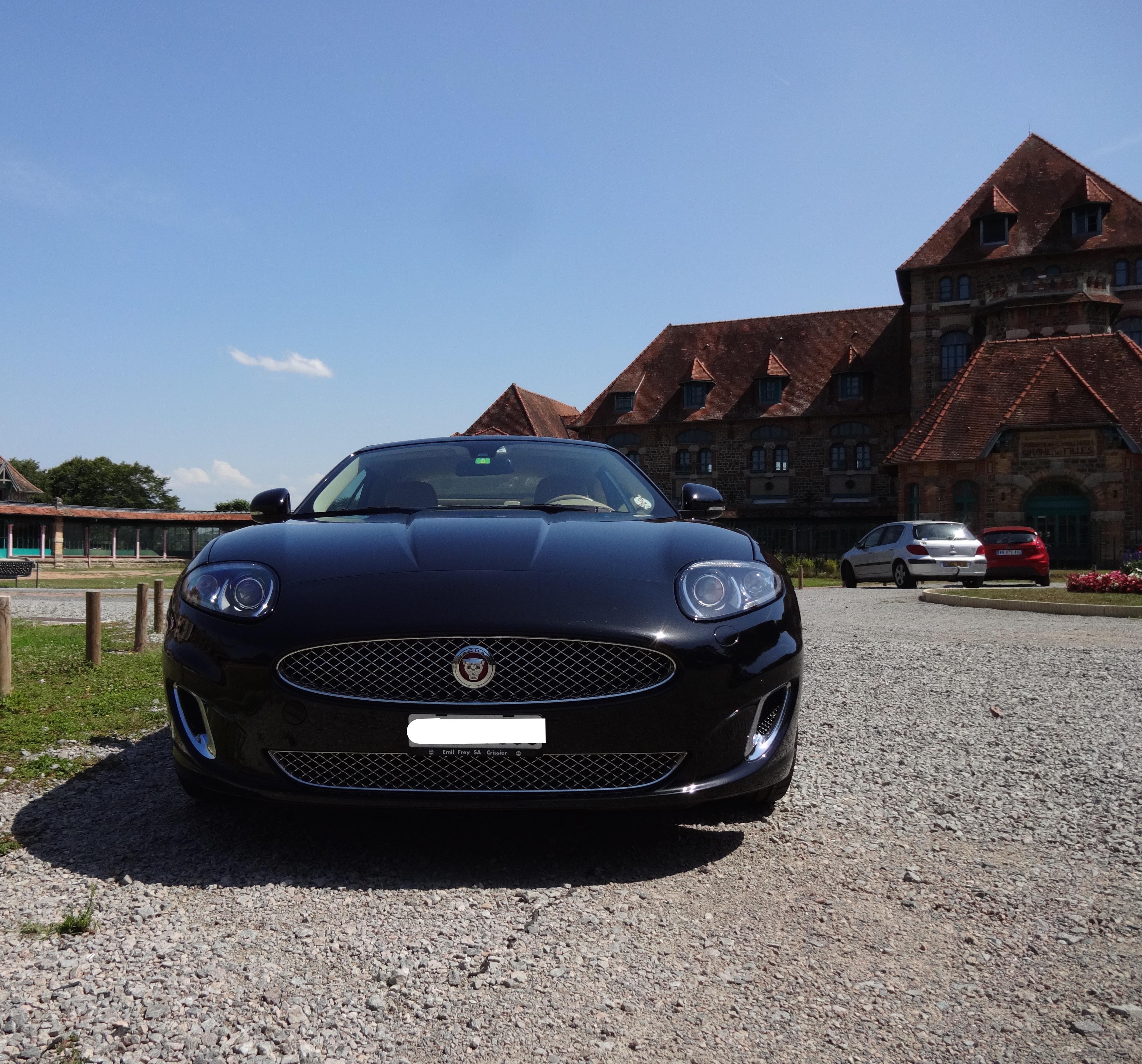 cabriolet Jaguar XK Convertible 5.0 V8