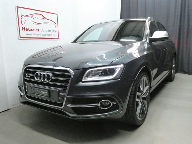 suv Audi SQ5 3.0 TDI quattro tiptronic - Panorama - 313 PS