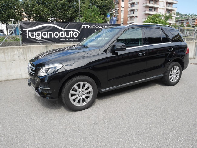 suv Mercedes-Benz GLE-Klasse GLE 350 d Executive 4Matic 9G-Tronic